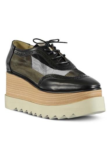 Dolgu Topuk Ayakkabı Marjin